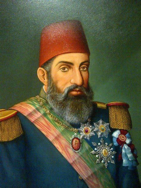 ottoman empire last sultan the monarchist monarch profile sultan abdul hamid ii