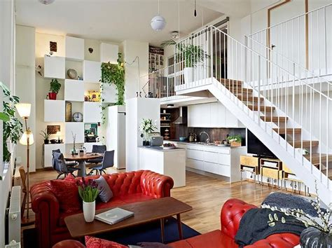 two storey house interior design stunning two storey apartment with mezzanine apartment design adorned green plants holiday fun