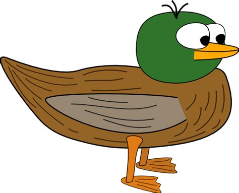 Duck Clip Art At Clker.com