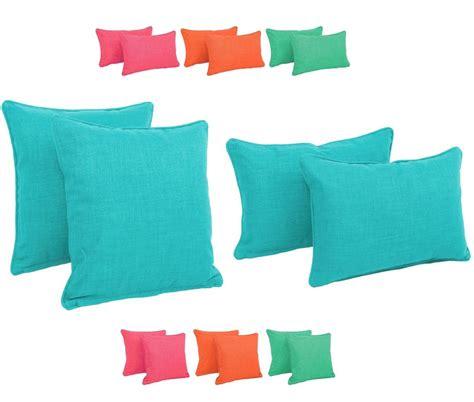 outdoor accent pillows patio throw pillows garden decorative cushions outdoor
