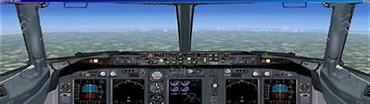 Monitors Dual Panel Boeing Across Fsx Span