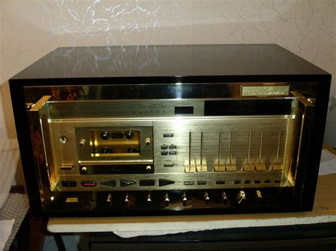 Nakamichi 1000 Cassette Deck by Nakamichi 1000 Zhl Cassette Recorder Deck Vintage