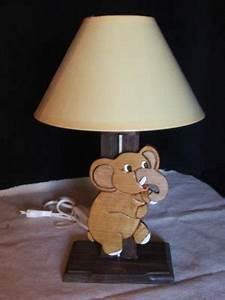 Lampe De Chevet Pour Enfant : lampes de chevet lampe de chevet l phant pour chambre d 39 enfant ~ Melissatoandfro.com Idées de Décoration
