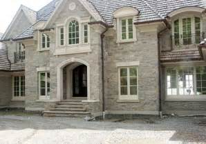 Houses with Stone Fronts