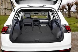 Dacia Duster Volume De Coffre : essai volkswagen tiguan 2 le nouveau tiguan d fie le renault kadjar photo 47 l 39 argus ~ Medecine-chirurgie-esthetiques.com Avis de Voitures
