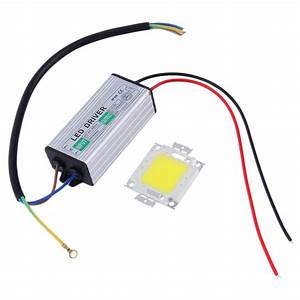 50w Led Smd Chip Bulbs High Power With Waterproof Led Driver Supply Cn