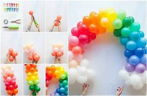 Deko 3 Geburtstag : basteln mit luftballons 11 dekoideen zum selbermachen ~ Whattoseeinmadrid.com Haus und Dekorationen