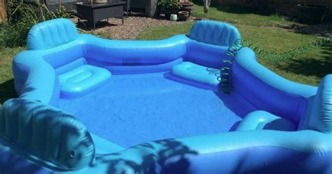 where to sell a pool where to buy asda 39 s sell out inflatable pool for even