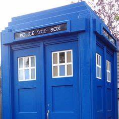 K2 red telephone box plans DIY projects to try