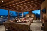 fine patio cover design ideas 15 Luxury and Classy Mediterranean Patio Designs