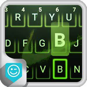 Emoji Green Neon Keyboard Android Apps on Google Play