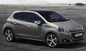 208 Peugeot : peugeot 208 facelift gets world 39 s first textured paint ~ Gottalentnigeria.com Avis de Voitures