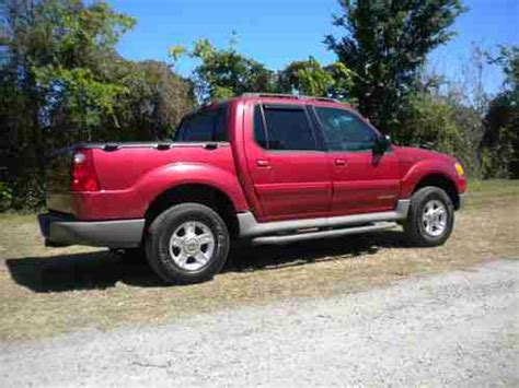 Find Used 2001 Ford Explorer Sport Trac. No Reserve!!! 4x4