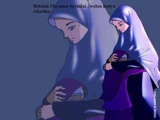 Wanita Hamil Menurut Islam Gambar Kartun Lelaki