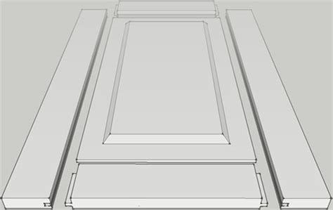 how to build raised panel cabinet doors white raised panel cabinet doors mf cabinets