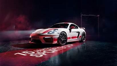 Porsche 718 Gt4 Cayman Cup 4k Edition