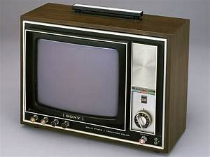The Consumer Electronics Hall Of Fame  Sony Trinitron
