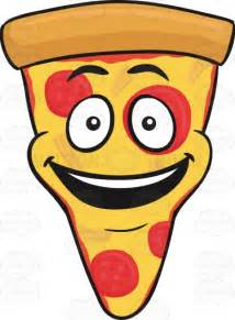 home design do s and don ts slice of pepperoni pizza with a bright look on emoji