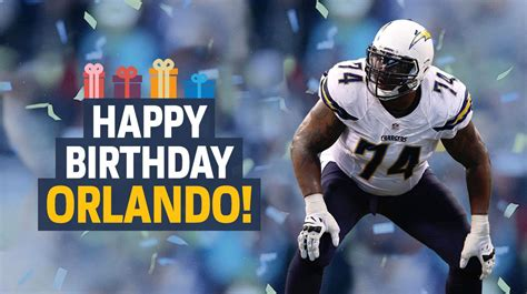 Happy Birthday To Our Resident Canadian, @ofranklin74fdn