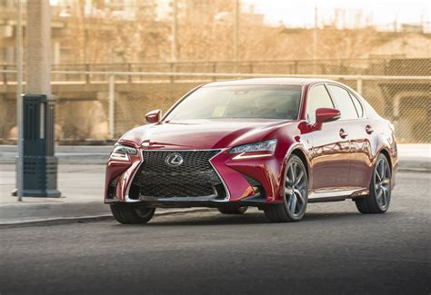 welcome to a journey of bold powerful luxury the 2018 lexus gs series with a choice of
