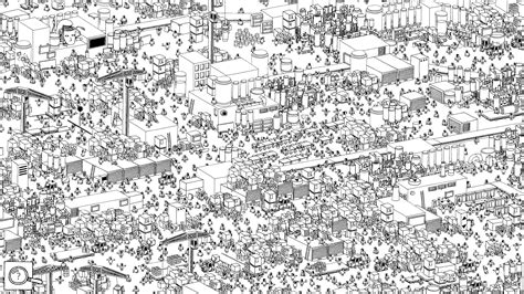 If You Love Adult Coloring Books Youll Enjoy Hidden Folks