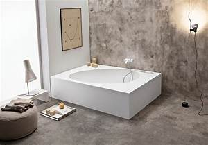 Baignoire D Angle Asymétrique : petite baignoire d 39 angle et solutions pour petits espaces ~ Dailycaller-alerts.com Idées de Décoration