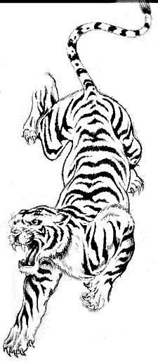 This is the one! the only difference is I want softness around the tiger to show movement like