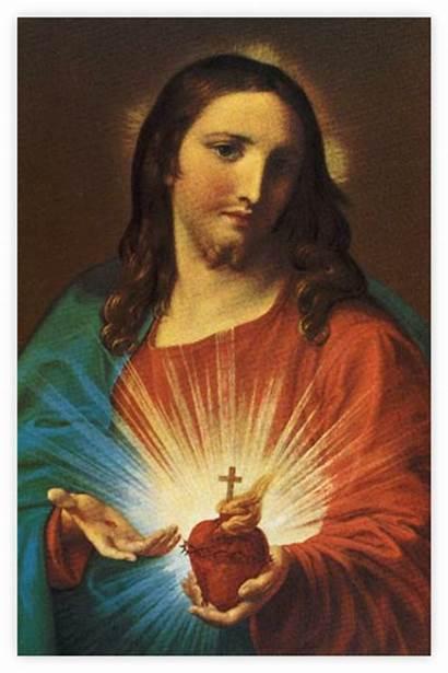 Heart Jesus Sacred Catholic Most Parish Roman