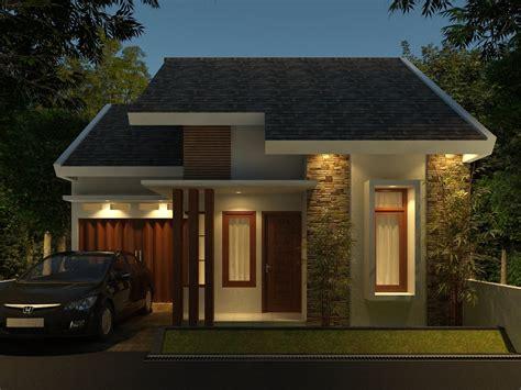 konsep model rumah minimalis