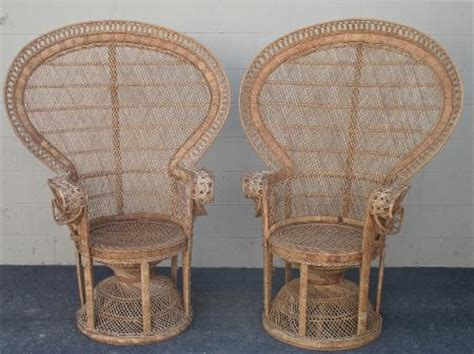 repairs to wicker furniture items