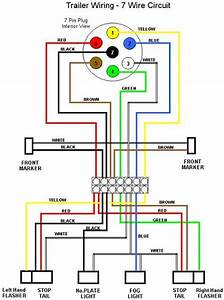 Reverse Light Wiring Diagram 7 Way Hitch