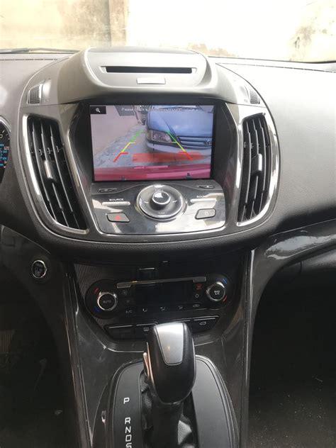 tokunbo ford escape titanium full option autos