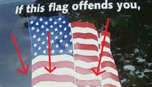 Most American Flag Ever