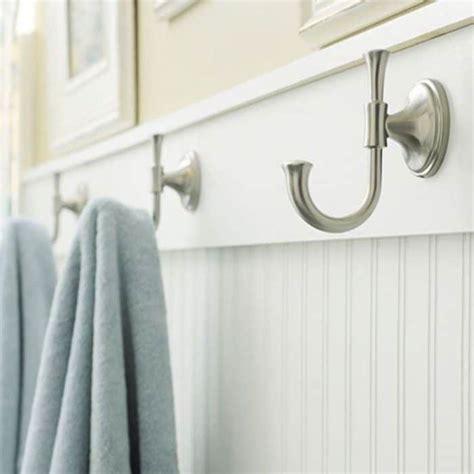 standard height   towel rack   bathroom