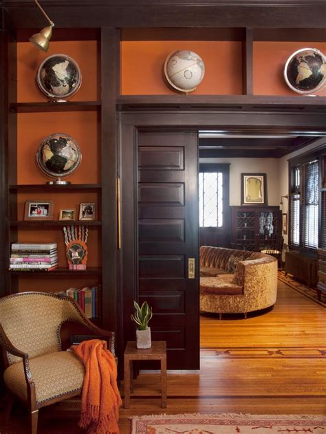 sofa for small doorway 10 beautiful built ins and shelving design ideas hgtv