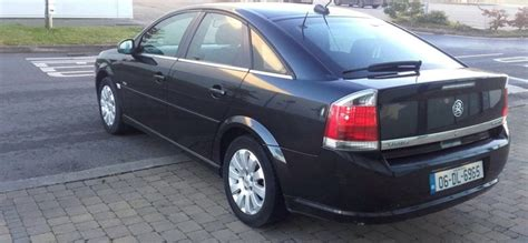 vauxhall vectra logo 2006 vauxhall vectra for sale in athlone westmeath from
