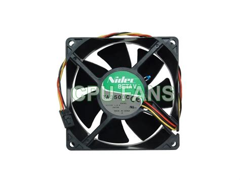 nidec ta350dc fan dell 2w709 fan nidec beta v ta350dc cpu case fan