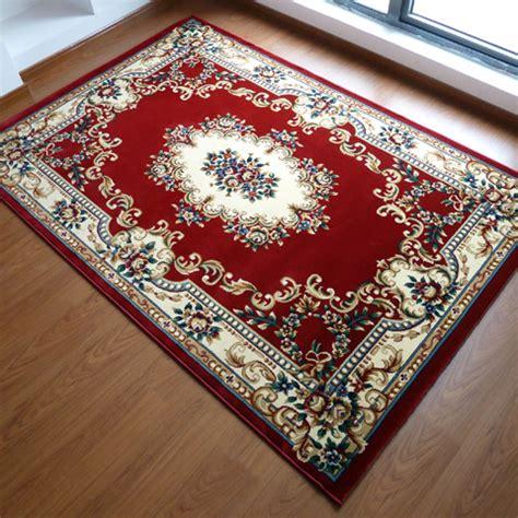 luxe persique pri 232 re tapis de fleurs tapis rustique pays tapis vintage cryptage salon