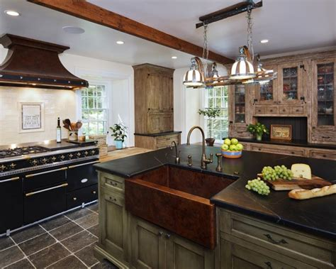 rustic kitchen designs page