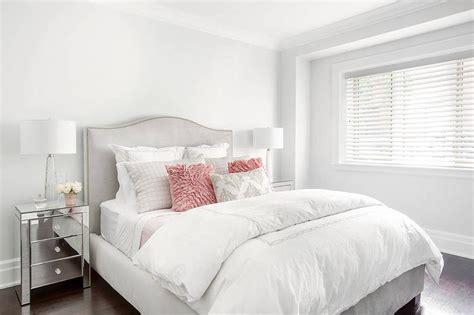Light Pink And White Bedding  Bed Frame Katalog #75b45c951cfc