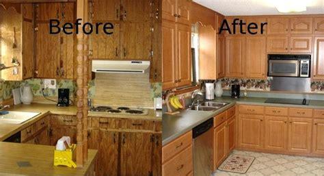 kitchen refacing    wow blog