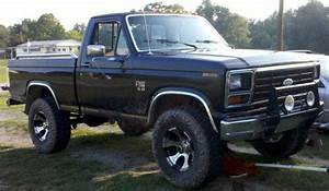 1981 F150 Lifted