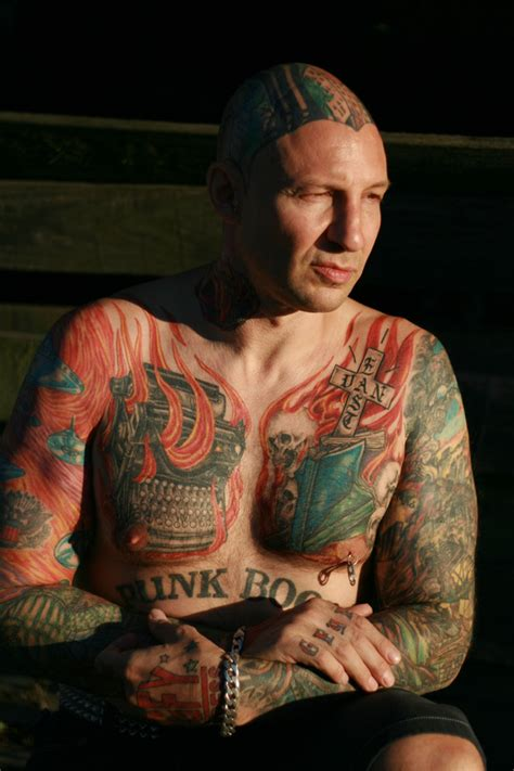 chris walter author     punk     punk