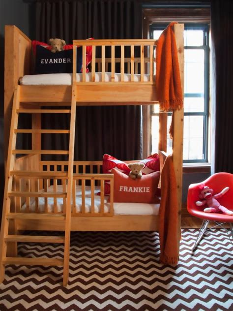Small, Shared Kids' Room Storage And Decorating Hgtv