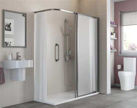 Walk In Shower - walk in showers for the elderly or disabled wisab