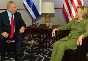 Trump, Clinton Each Meet Israeli PM Netanyahu - Tasnim ...