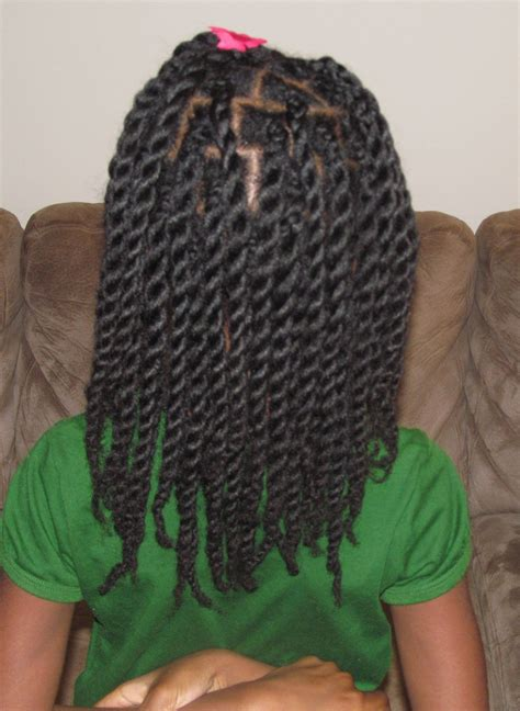 hair twistsrope twists  natural hair  hair