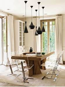 modern rustic in the dining room drummond house plans blog With decoration salle a manger rustique