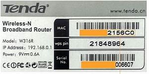 Default Password For Tenda Router