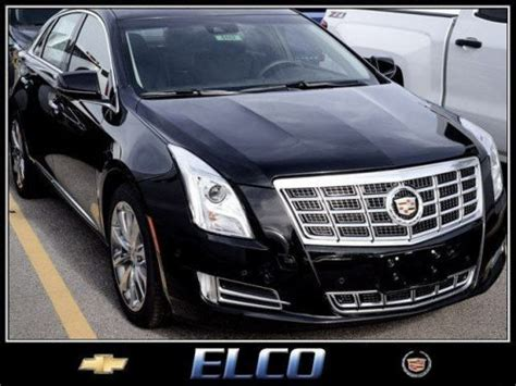 Find New 2014 Cadillac Xts Luxury In 15110 Manchester Rd